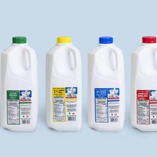 Valleyview Milk lineup partial