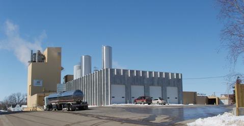 Plainview processing facility